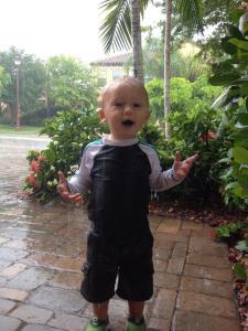 Associate A Singing in the Rain